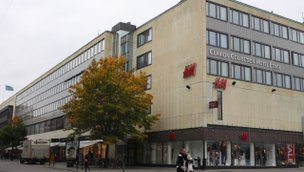 Hantverkargatan 2B, Västerås centrum