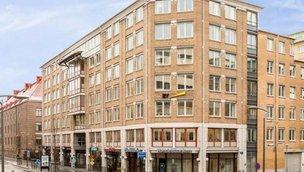 Odinsgatan 13, Centrum