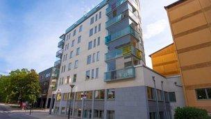 Skytteholmsvägen 39A, Solna centrum