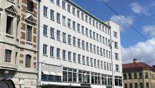 Södra Larmgatan 6, Centrum