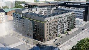 Ebbe Lieberathsgatan 6, Krokslätt (Göteborg)