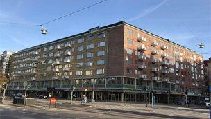 Berzeliigatan 14, Heden (Göteborg)