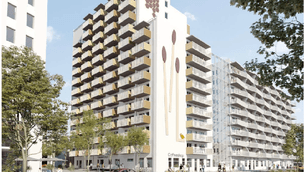 Grafiska Vägen 6A, Almedal