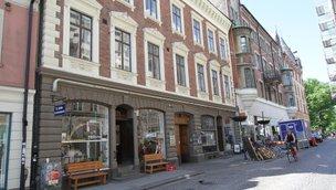 Klostergatan 9, Centrum
