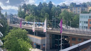 Segelbåtsvägen 7, Stora Essingen (Stockholm)