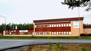 Terminalvägen 13, Timrå