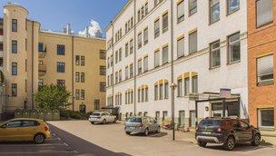 S:t Larsgatan 9 D, CENTRALT