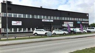 Svederusgatan 1, Fyrislund (Uppsala)