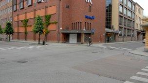 Bangårdsgatan 6, Centrum