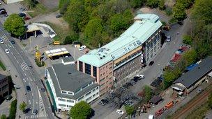 Albanoliden 1, Knalleland (Borås)