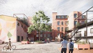 Monbijougatan 17, Malmö