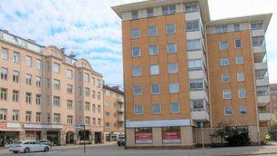 Östra Förstadsgatan 1, Malmö