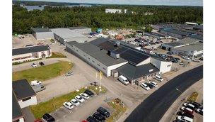 Hjalmar Petris väg 58, VÄSTRA MARKOMRÅDET