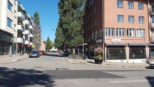 Poppelgatan 2 A, Centrum