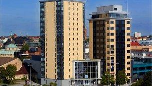 Rudbecksgatan 7, Centralt Örebro