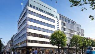 Kontor att hyra i Göteborg Östra Hamngatan | Regus SE
