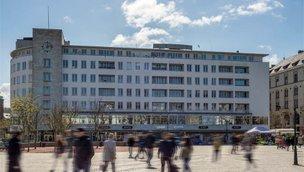 Gustav Adolf Torg 8A-C, Centrum (Malmö)