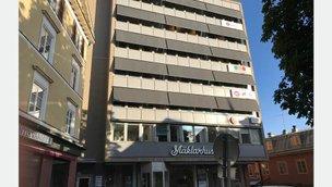 Slottsgatan 25, CENTRUM