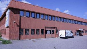 Flygfältsgatan 2 D, SKARPNÄCK