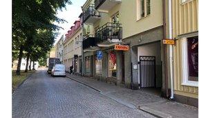 Östra Kyrkogatan 8D, KÄLLARFÖRRÅD