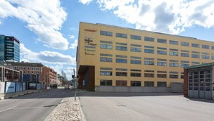 Fabriksgatan 7, Göteborgs kommun