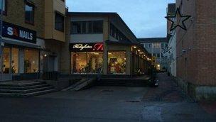 Bergmansgången 1, Mölndals Innerstad