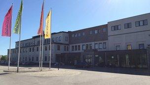 Åkerssjövägen 10-12, Innovatum