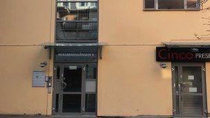 Bergmansgången 5, Centralt