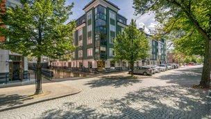 Vendesgatan 1C, Centrala Kristianstad