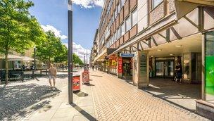 Östra Vallgatan 19, Centrum
