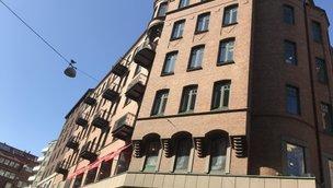 Kungsgatan 10A, Centrum