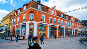 Storgatan 9, Växjö City