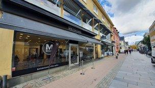 Klostergatan 7, Centrala Växjö