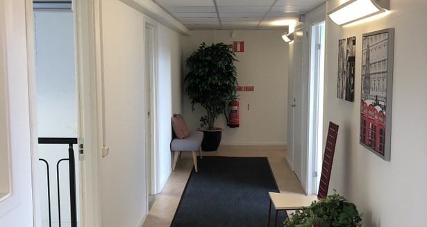 Kontorskorridor