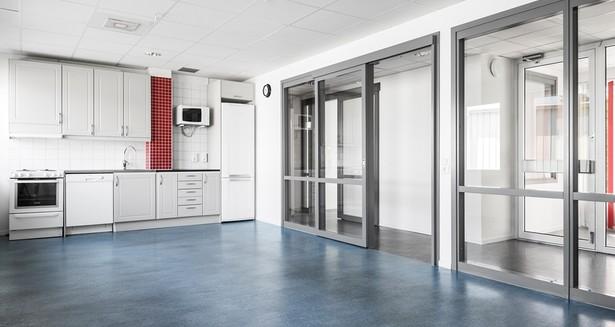 Kök/Pausrum i kontorsbyggnad
