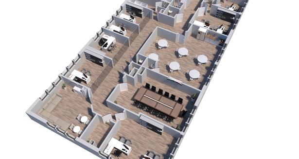 Planlösning 3D 2