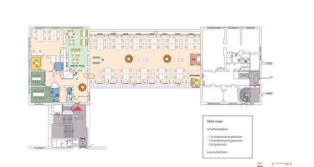 Linnégatan 89 E, plan 6