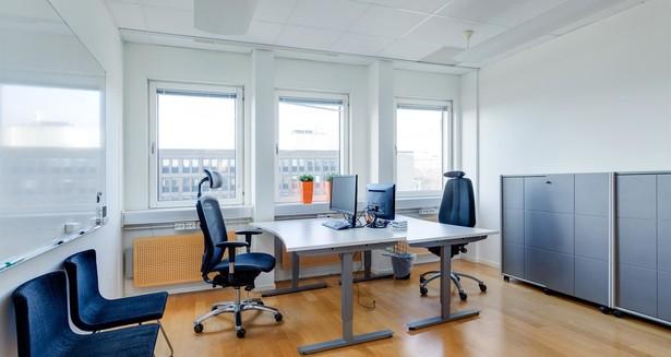 Litet mötesrum eller kontorsrum för två
