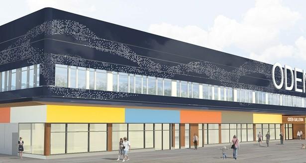 Ny fasad