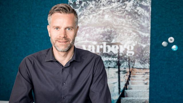 Martin Andersson. Bild: Hidvi Group