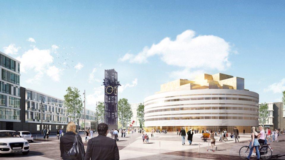 Bild: Henning Larsen Architects AS