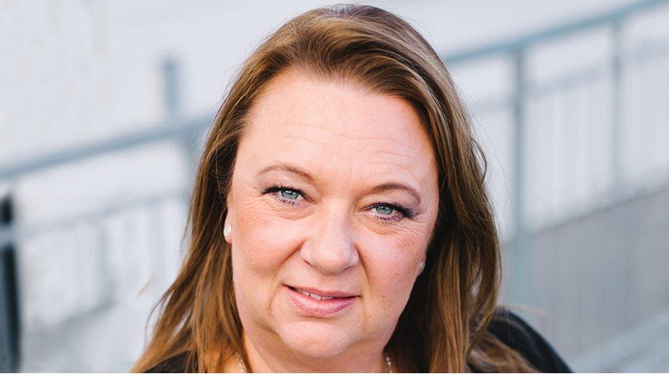 Agneta Andersson, ÖBO Lokaler. Bild: ÖBO