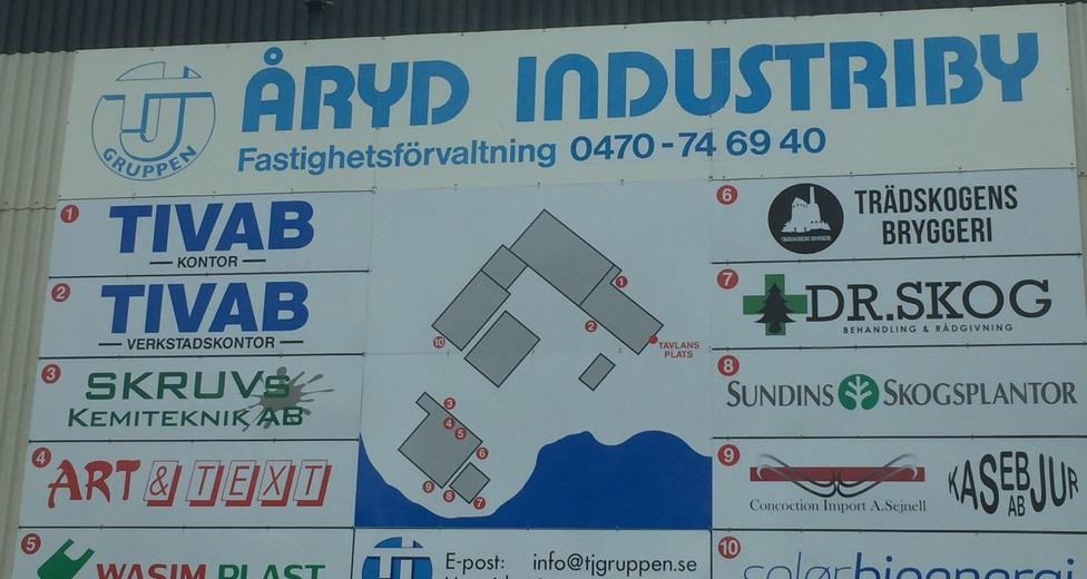 Åryd Industriby