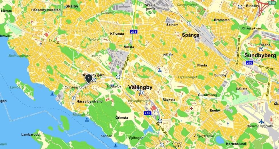 Maltesholmsvägen 88