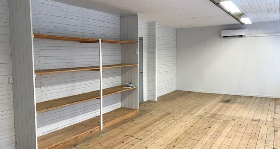 45 m2- uthyrning