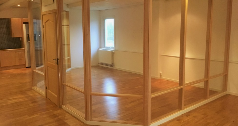 Kontor-Showroom 110 m2