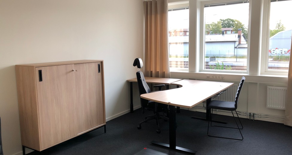 Möblerat kontor