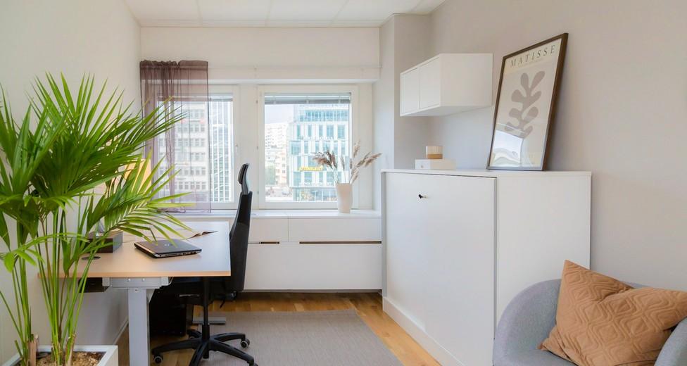 Kontor Stockholm 1 pers