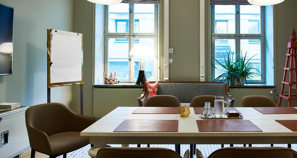 Konferensrum, Västra Trädgårdsgatan 15, City, Stockholm - KontorK