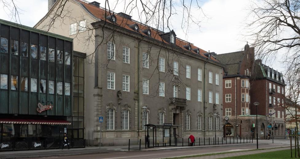 Fasad Kungsgatan